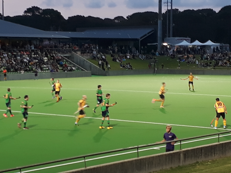 Hockey WA Grand Finals at PHS